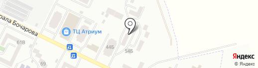 Одесская областная федерация тхеквондо ВТФ на карте Крыжановки