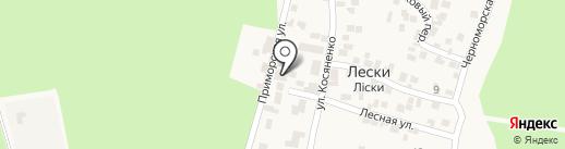 Банкомат, Первый Инвестиционный Банк, ПАО на карте Лесок