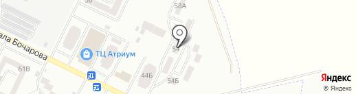 Foxy на карте Крыжановки