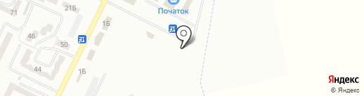 K-Leva на карте Лесок