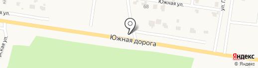 Продуктовый магазин на карте Лесок