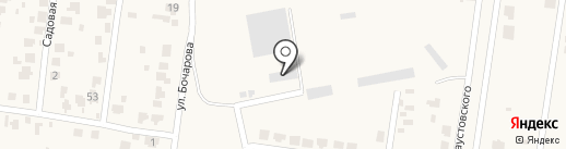 Diva на карте Лесок