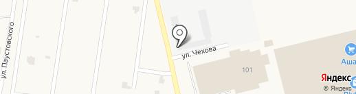 РИВЬЕРА СИТИ на карте Фонтанки