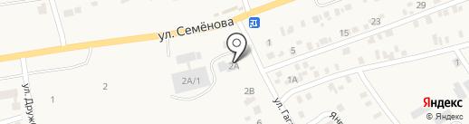 Многопрофильная фирма на карте Фонтанки