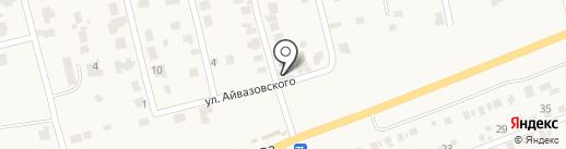 Радуга на карте Фонтанки