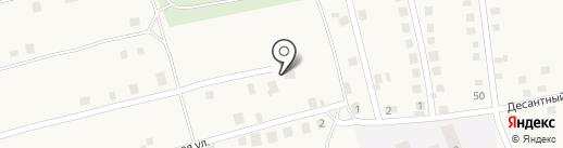 Храм Святителя Николая Чудотворца на карте Александровки