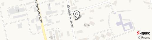 Почтовое отделение связи на карте Фонтанки