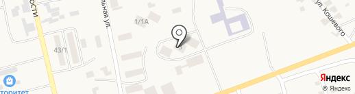 Фонтанка-Сити на карте Фонтанки