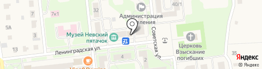 Вита на карте Дубровки