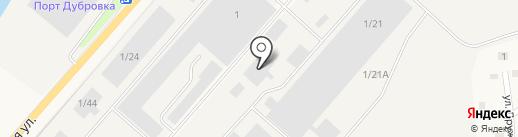 ЛенЦемент на карте Кировска