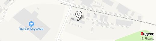 Технический центр ДиП-Авто на карте Кировска