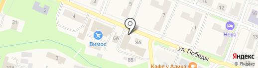 Русский Фонд Недвижимости Юго-Запад на карте Кировска