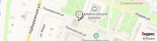 Бест фото на карте Кировска