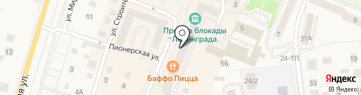 Великолукский мясокомбинат на карте Кировска