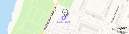 Gravel на карте Кировска