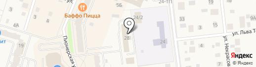Леноблпожспас, ГКУ на карте Кировска