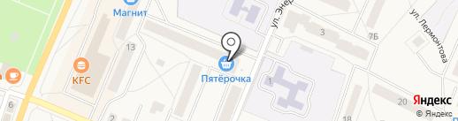 Горячие пироги на карте Кировска