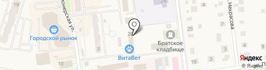 Правовое содействие на карте Кировска