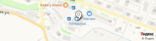 Товары для дачи на карте Кировска