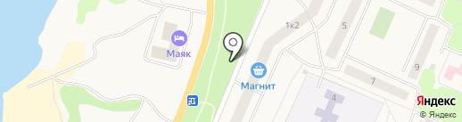 Comepay на карте Кировска