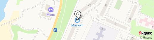 Qiwi на карте Кировска