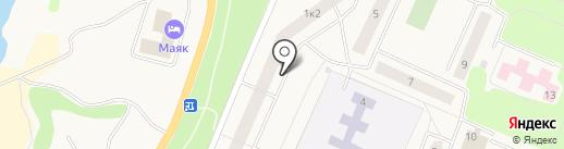 Линк на карте Кировска