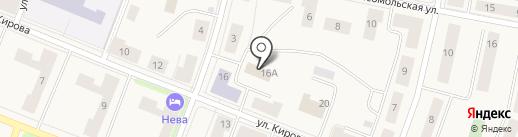 47 регион на карте Кировска
