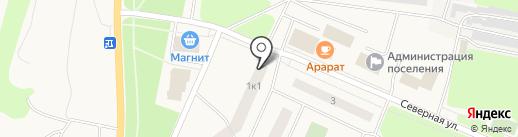 Почта Банк, ПАО на карте Кировска