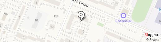 Комитет по взаимодействию застройщиков и собственников жилья на карте Кировска