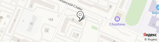 РЕСО-Гарантия на карте Кировска