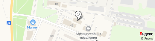 Магазин канцелярских товаров на Северной (Кировский район) на карте Кировска