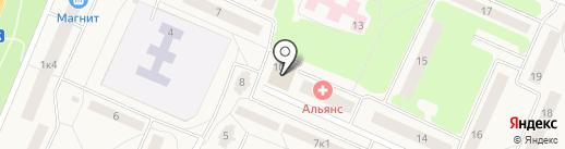 ДИКСИ на карте Кировска