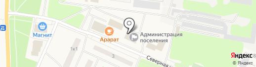 РЕСО-Мед на карте Кировска