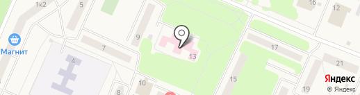 ТФОМС ЛО на карте Кировска