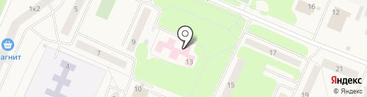 Кировское районное производственное предприятие Фармация на карте Кировска