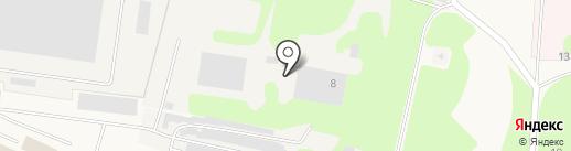 Автомойка на карте Кировска