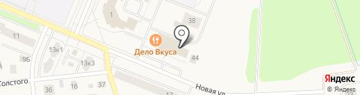 Дело вкуса на карте Кировска