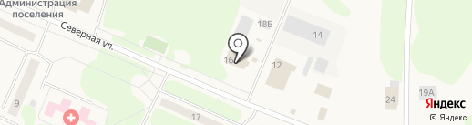 Гарант на карте Кировска