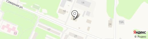 Сеть платежных терминалов на карте Кировска