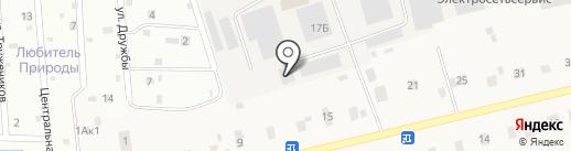 Паритет-С, ЗАО на карте Новой Мельницы