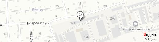 АвтоПозитив на карте Новой Мельницы