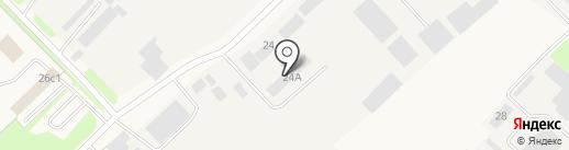 Элтранс на карте Панковки