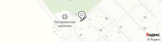 ПД ПАМЯТЬ на карте Новой Мельницы