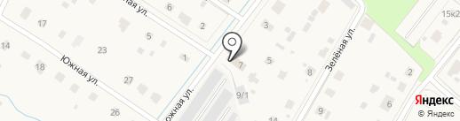 АвтоКрай на карте Григорово