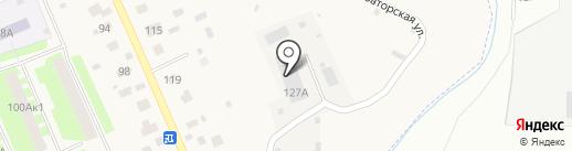 Торгово-производственная компания на карте Новой Мельницы