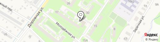 Почтовое отделение №18 на карте Григорово