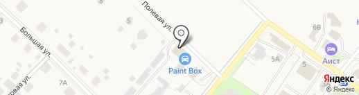 PaintBox на карте Григорово