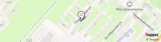 Продукты на карте Панковки