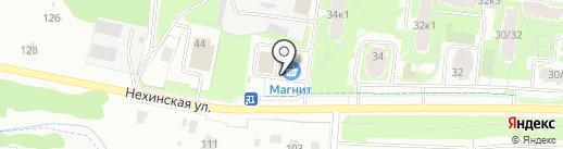 Банкомат, Сбербанк, ПАО на карте Великого Новгорода