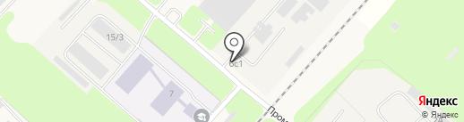 Стройдеталь на карте Панковки